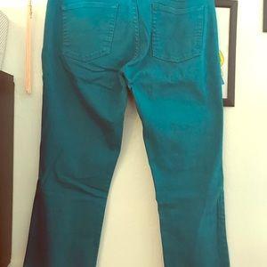 Lucky Brand Jeans-Capri Style (Like New)
